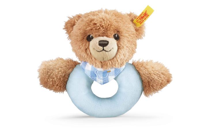 Steiff Sleep well bear grip toy 12 cm