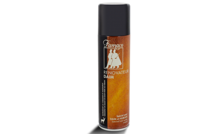 Famaco Shoes suede and nubuck renovator spray 250 ml