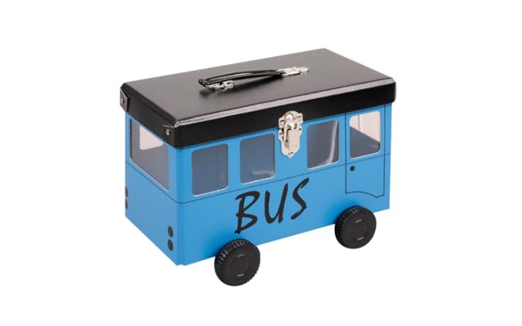 Kazeto Blue bus