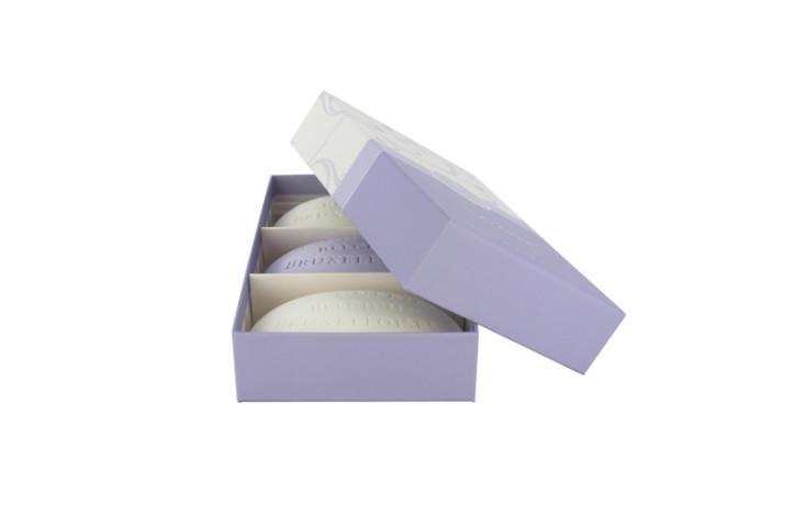 Savonneries Bruxelloises Prestige Box Lavender