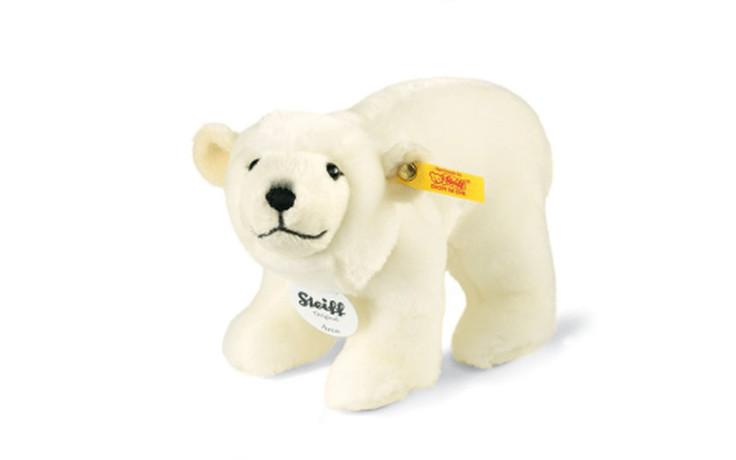 Steiff Arco polar bear, white 18 cm