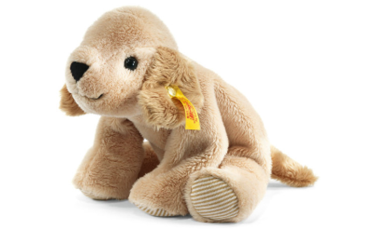 Steiff Little Floppy Lumpi Golden Retriever 22 cm