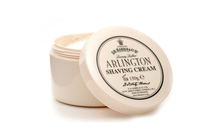 D.R. Harris Arlington Shaving Cream Bowl 150 g