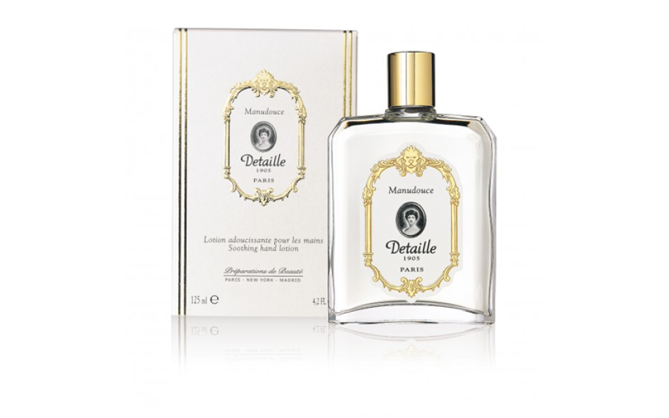 Detaille Manudouce 125 ml softening hand lotion