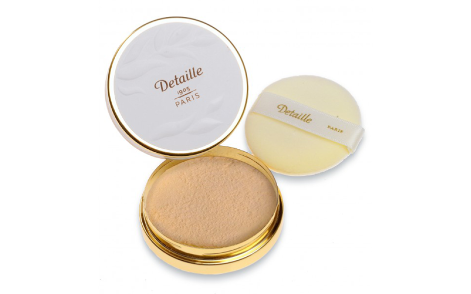 Detaille Loose powder - Brun doré 0,5 Oz