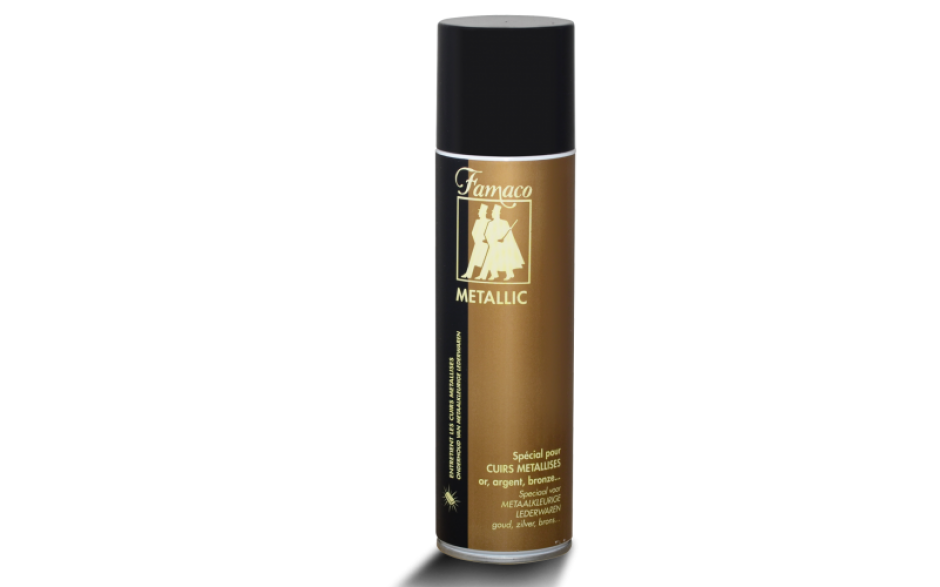 Famaco Shoes Metallic spray 250 ml