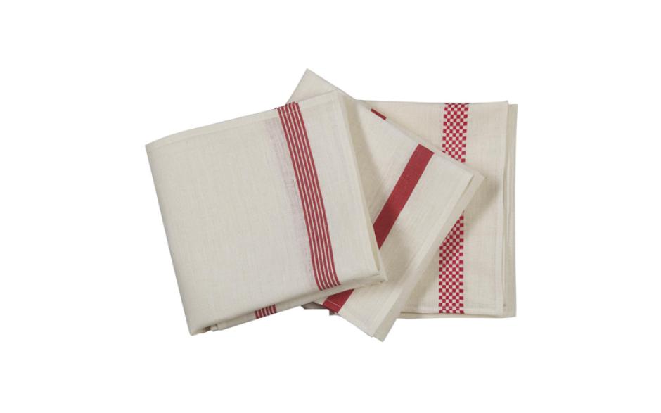 Libeco histoire de torchon 6 linen kitchen towels