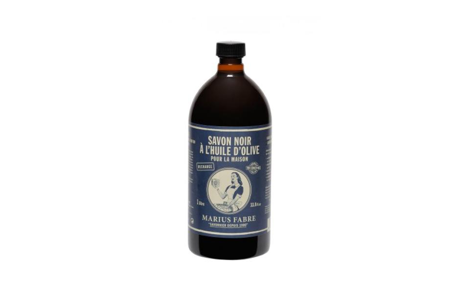 marius fabre liquid olive oil black soap 1 l les sagas. Black Bedroom Furniture Sets. Home Design Ideas