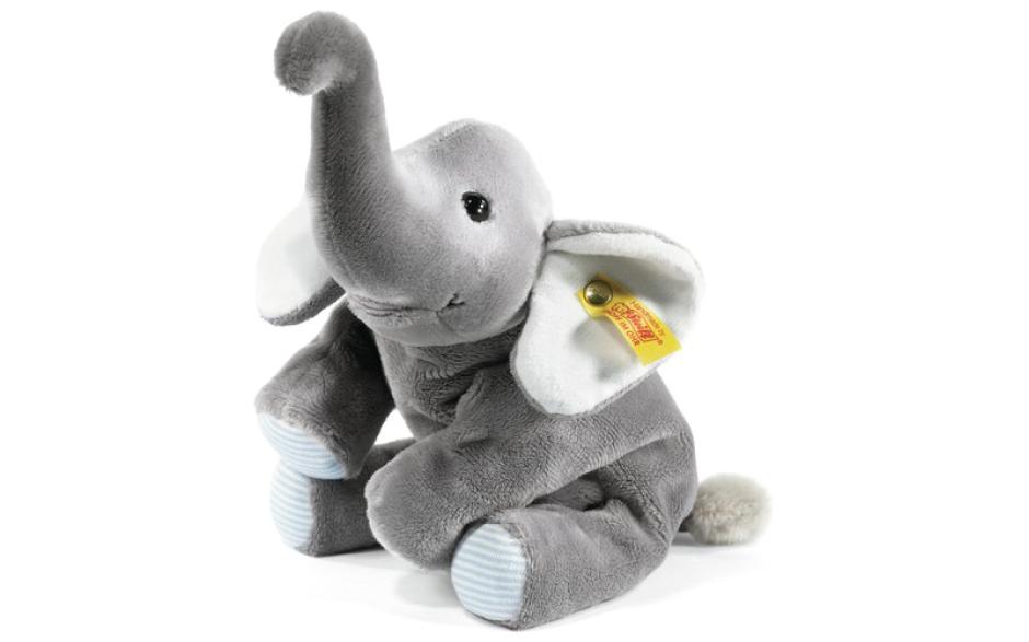 Steiff Little Floppy elephant Trampili 16 cm