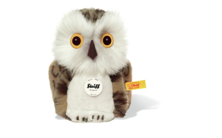 Steiff Wittie owl 12 cm