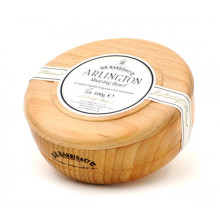 D.R. Harris Arlington Wood Shaving Bowl, Beech 100 g