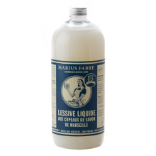 Marius Fabre Marseille soap flakes washing liquid 1 L