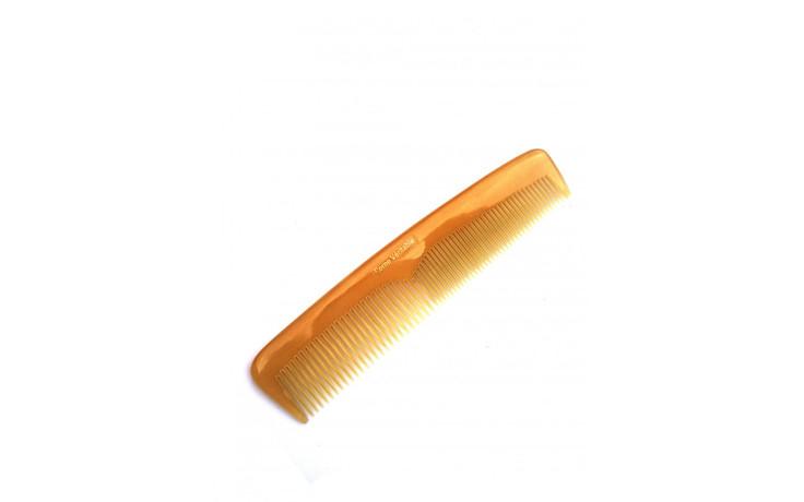 Atelier La Licorne, Peigne en corne, démêloir 195 x 45 mm