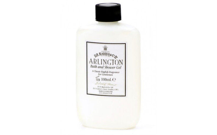 D.R. Harris Gel bain et douche Arlington 250 ml