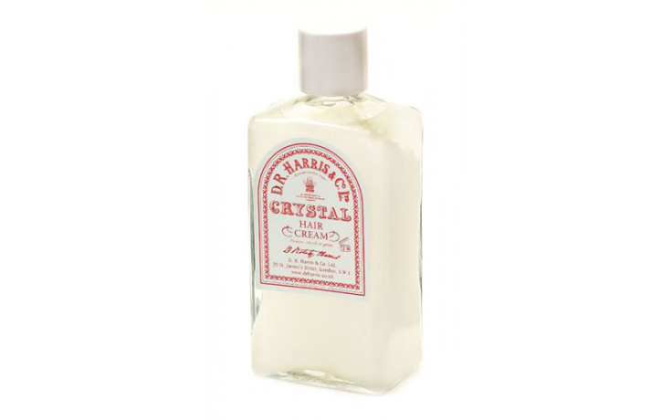 D.R. Harris Crystal - Crème pour cheveux 100 ml