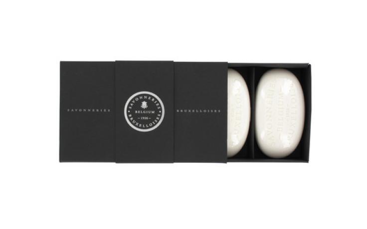 Exclusive Box – Gingembre et Citron vert, Savonneries Bruxelloises