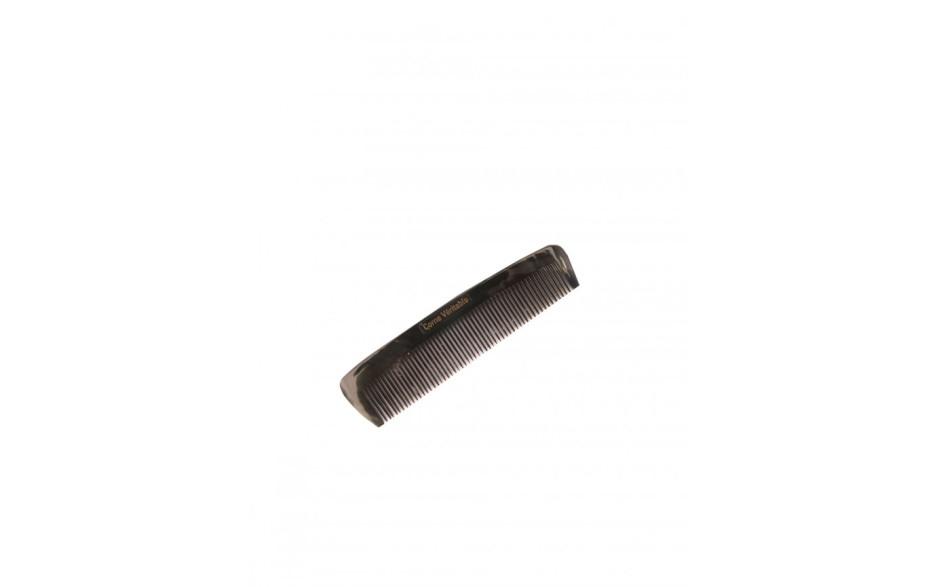 Atelier La Licorne, Peigne en corne de poche 135 x 35 mm