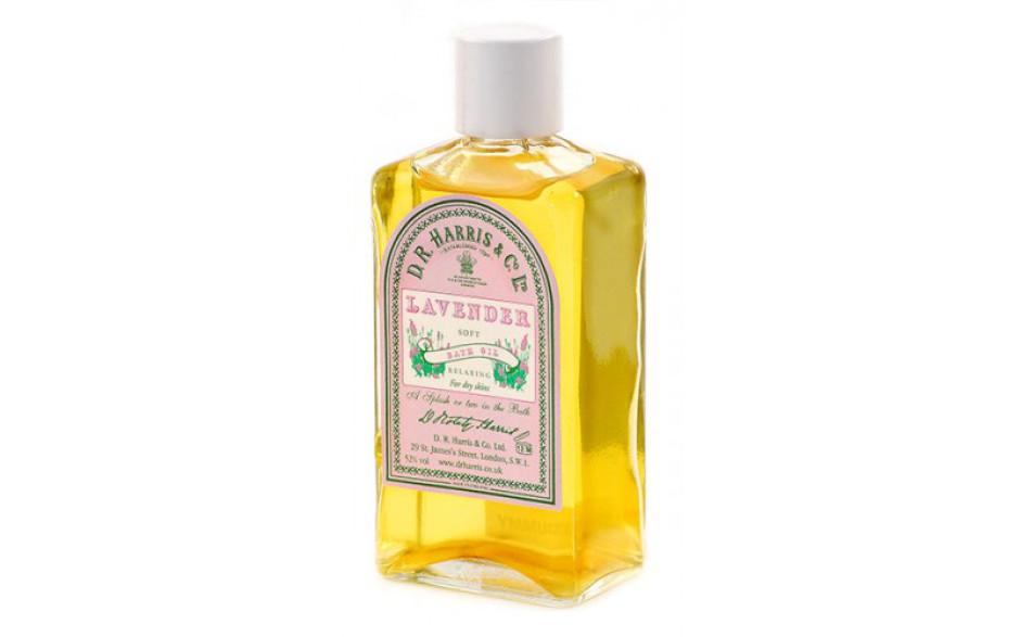 D.R. Harris Huile de bain – Lavande 100 ml