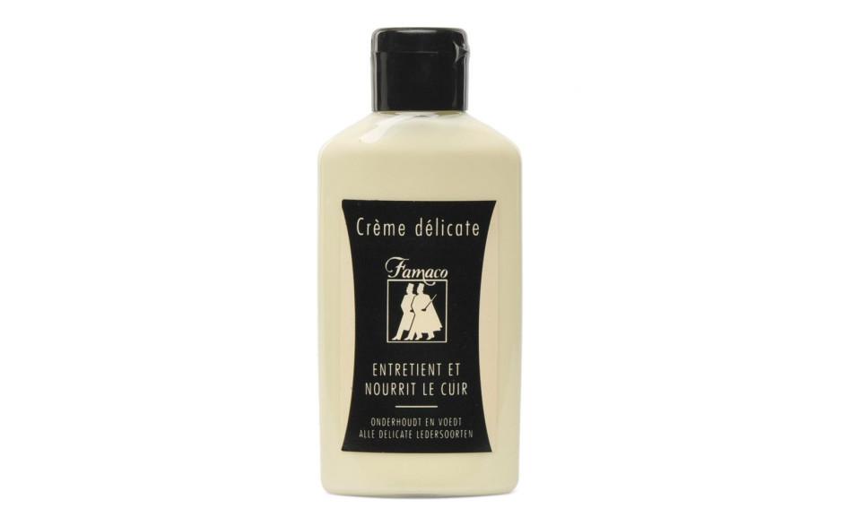 Famaco Crème délicate pour chaussures 125 ml