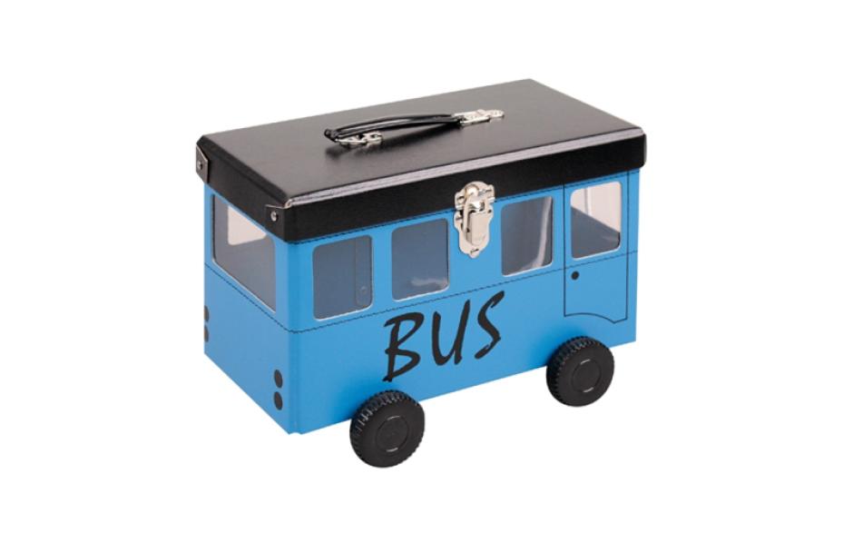 Kazeto Bus Bleu