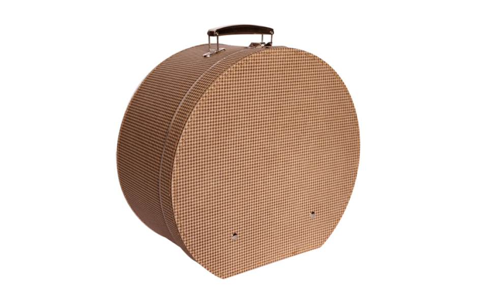Boite à chapeau en carton 40 cm Kazeto