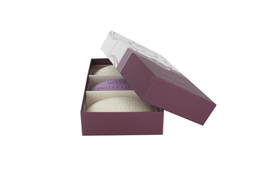 Prestige Box – Pivoine, Savonneries Bruxelloises