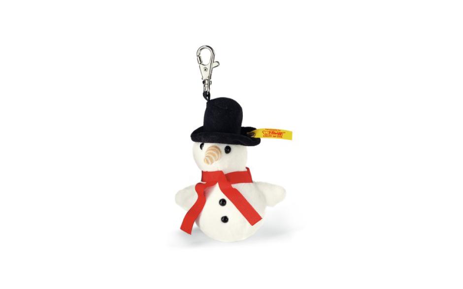 Steiff Frosty le bonhomme de neige porte clé 10 cm