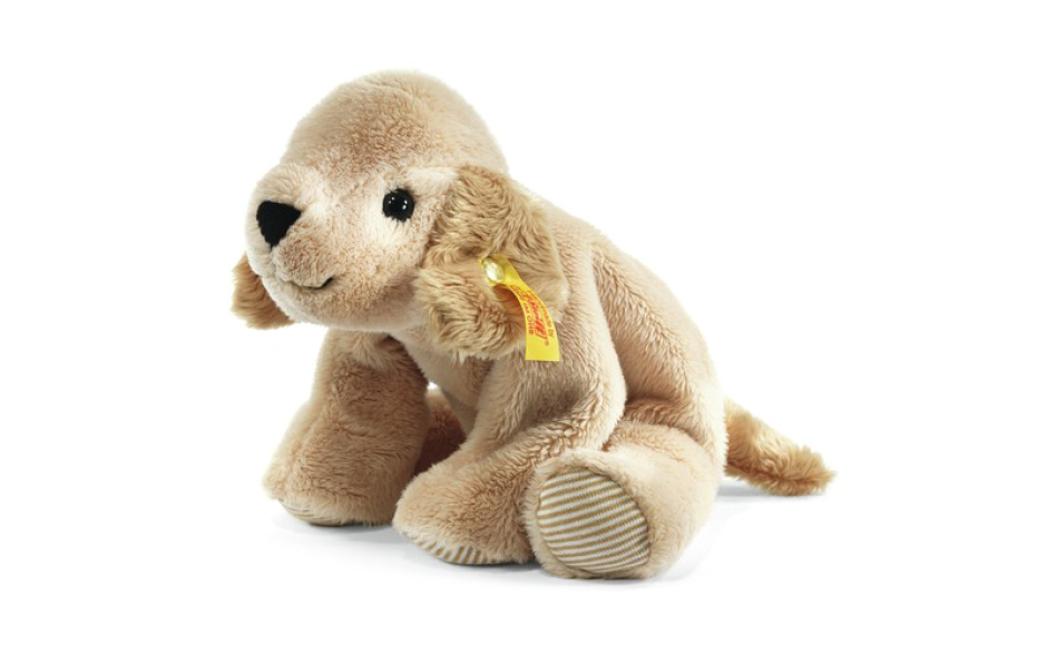 Steiff Lumpi le petit Golden Retriever souple 16 cm