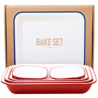 Falcon Bake Set rouge