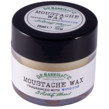D.R. Harris Wax pour Moustache Windsor - 15 ml