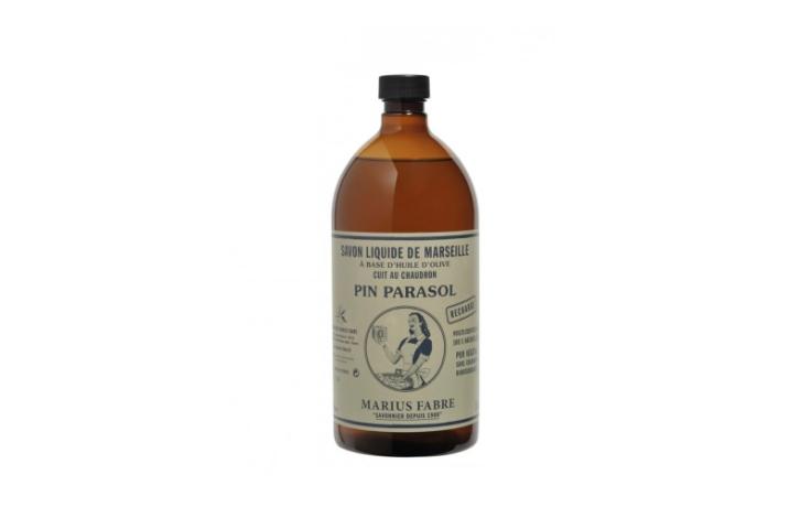 Marius Fabre Essential oil liquid Marseilles soap, stone pine fragrance 1 L