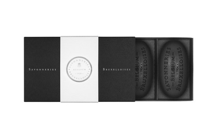 Savonneries Bruxelloises Exclusive Box Black Roses