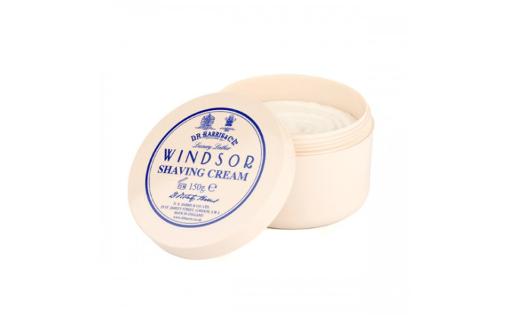 D.R. Harris Windsor Shaving Cream bowl 150 g