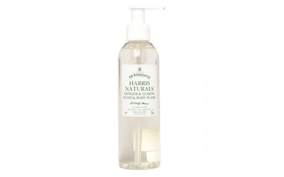 D.R. Harris Ginger & Lemon Hand & Body Wash 200 ml