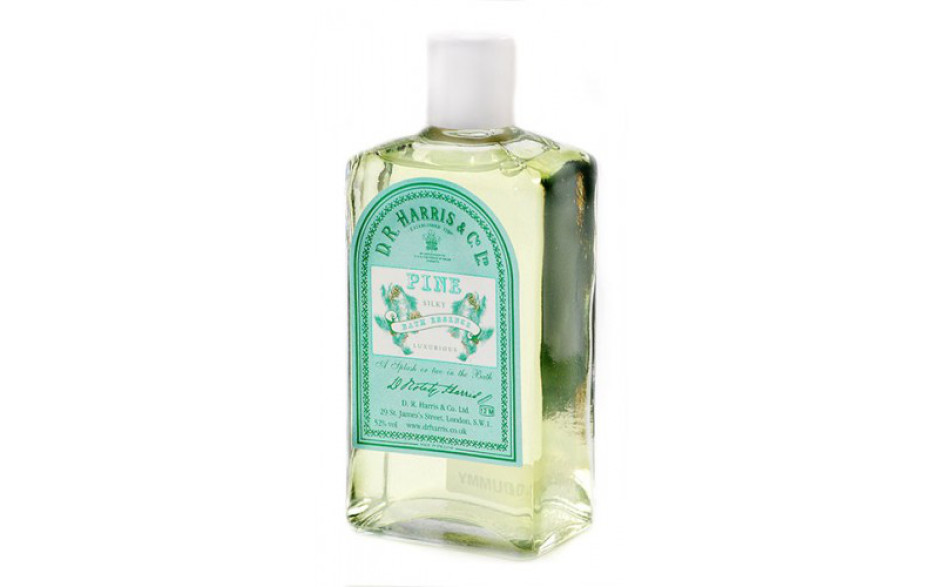 D.R. Harris Silky Bath Essence - Pine 100 ml