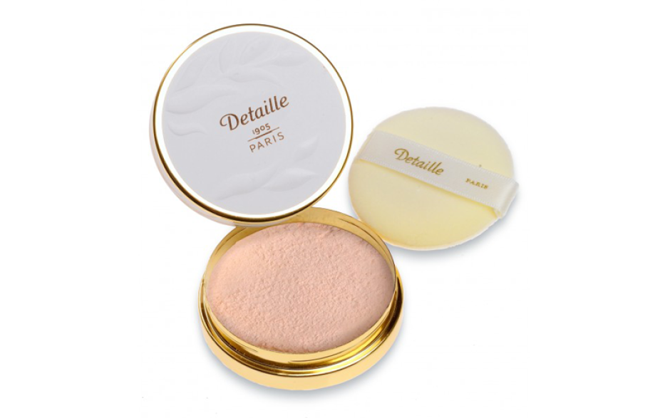 Detaille Loose powder - Rose thé 0,5 Oz