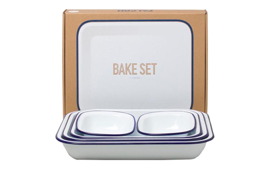 Falcon Bake Set blue