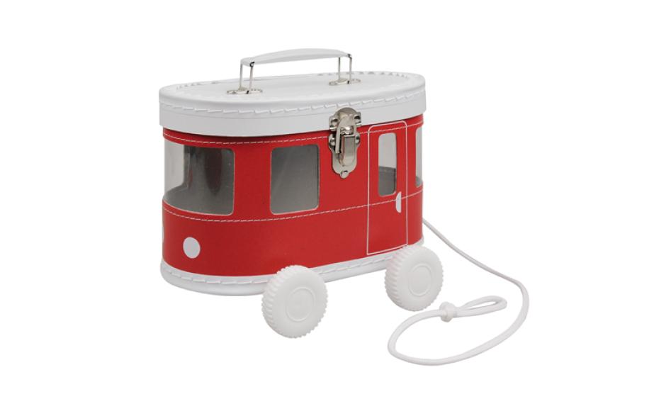 Kazeto Red tram