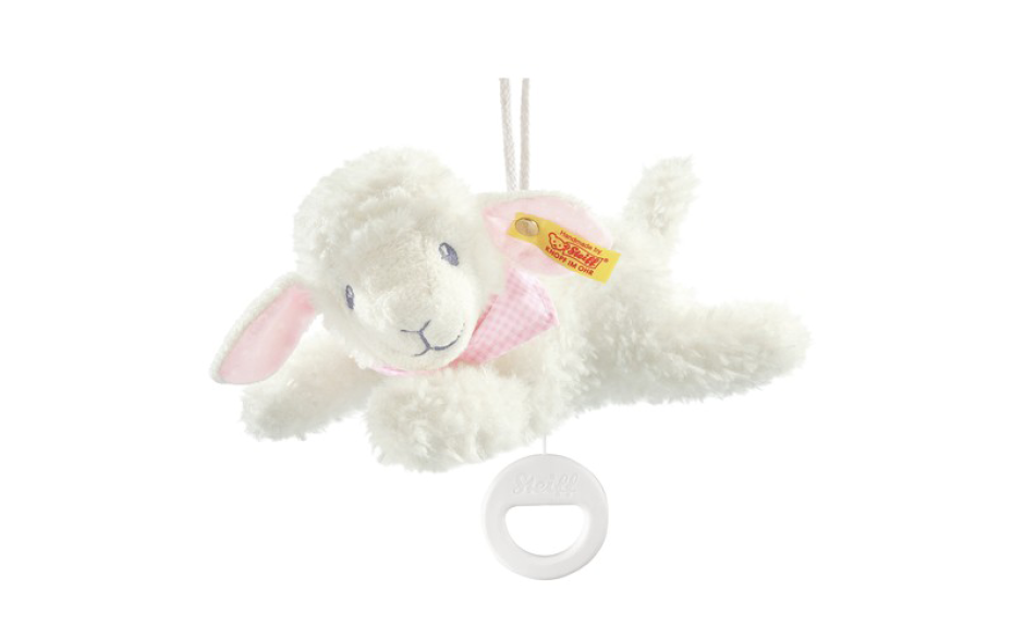 Steiff Sweet dreams lamb music box 25cm