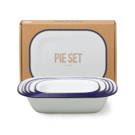 Falcon Pie Set blue