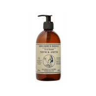 Marius Fabre Essential oil liquid Marseilles soap, thyme and dill fragrance 500 ml