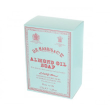 D.R. Harris Almond Oil bath soap - Single 150g