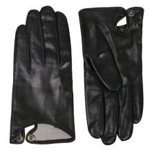Maison Fabre JACK DS black, Silk lining