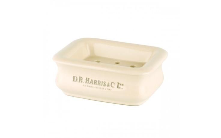 D.R. Harris Porte savon en porcelaine