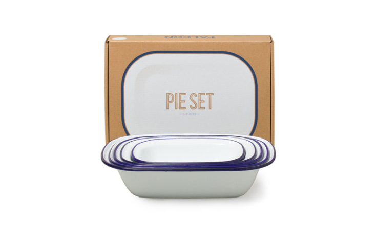 Falcon Pie Set bleu