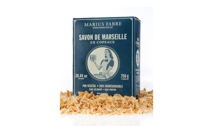 Marius Fabre Copeaux de Savon de Marseille 750 gr