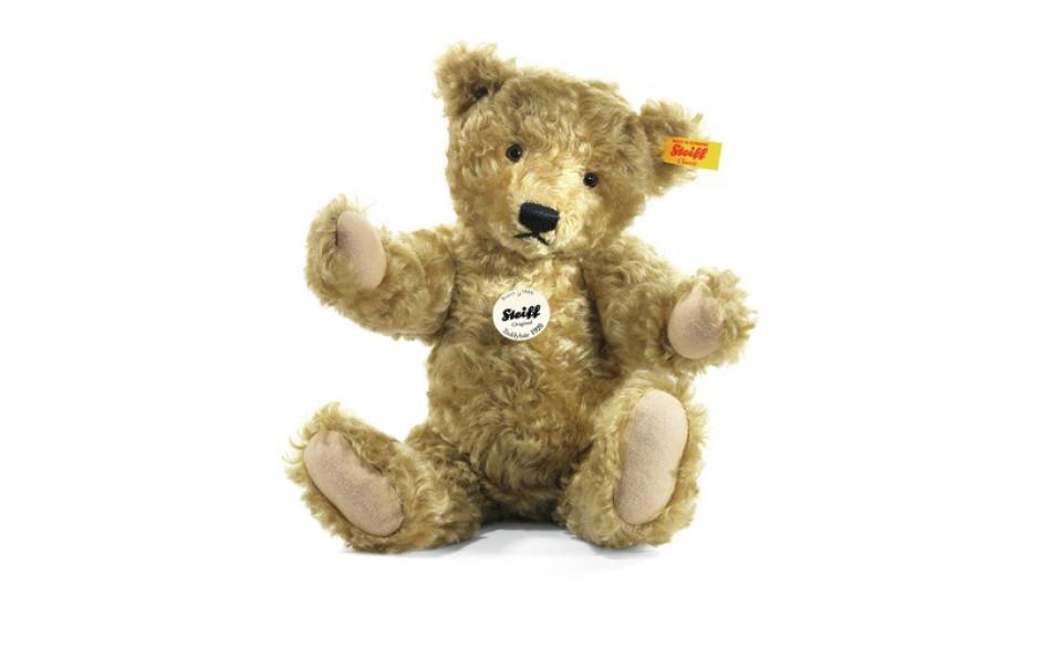 Steiff Teddy l'ours 35 cm, Classique de 1920