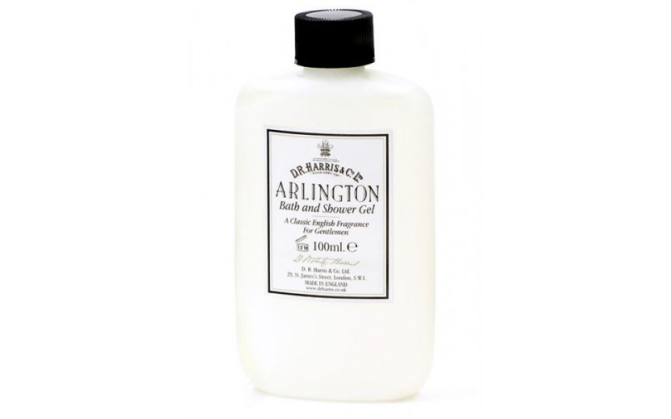 D.R. Harris Gel bain et douche Arlington 100 ml