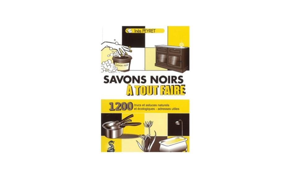 """Marius Fabre livre """"Savons Noirs à tout faire"""""""