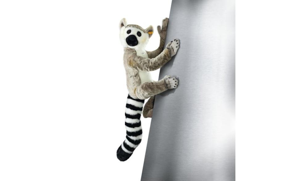 Steiff Lommy le lémurien magnétique 70 cm
